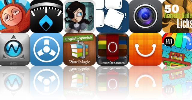 Today's Apps Gone Free: Bitter Sam, ChronoGrafik, Forgotten Colours And More