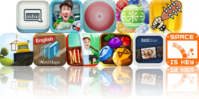 Today's Apps Gone Free: OneTuner Pro, Arthur Christmas, Bleach Bypass And More