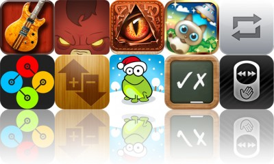 Today's Apps Gone Free: Star Scales Pro, Burrito Bison, Doodle Devil And More