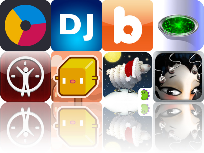 Today's Apps Gone Free: GYRO Xtreme, DJ Player, Bubbsie And More