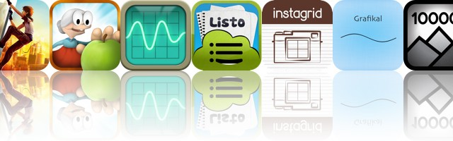 Today's Apps Gone Free: Pocket Climber, Granny Smith, Soundbeam And More