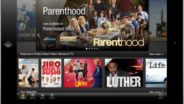 Watch Out Netflix And Hulu, Amazon Prime Is Now Available For $7.99 Per Month