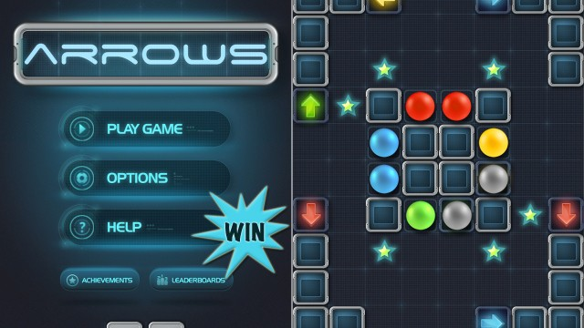 Send Your Brain A Challenge By Winning Arrows XD For iPad And iPhone