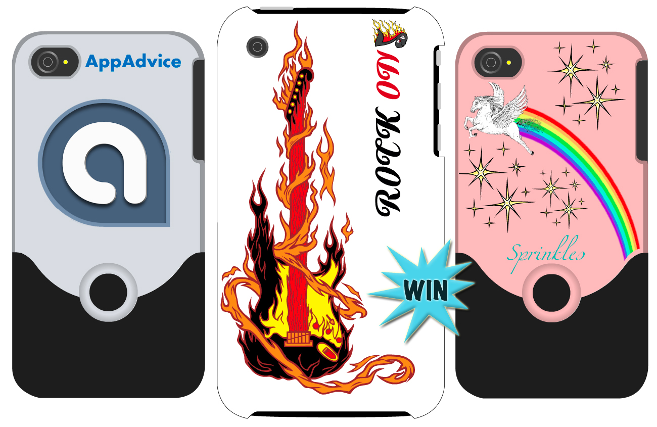 Here's Your Chance To Win A Custom iPhone Case From CafePress