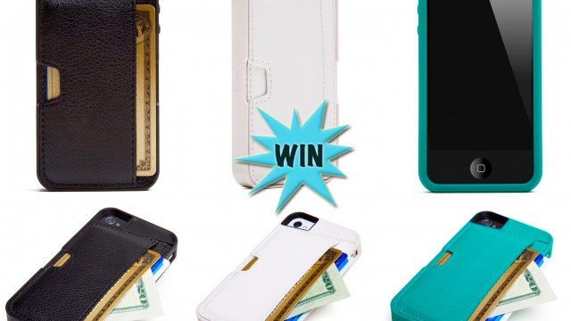 Reduce Your Pocket Or Purse Clutter By Winning A CM4 Q Card Case For iPhone 4 And 4S