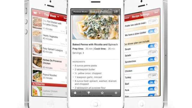 Cozi Dinner Decider Takes The Guesswork Out Of Meal Planning, 365 Days A Year
