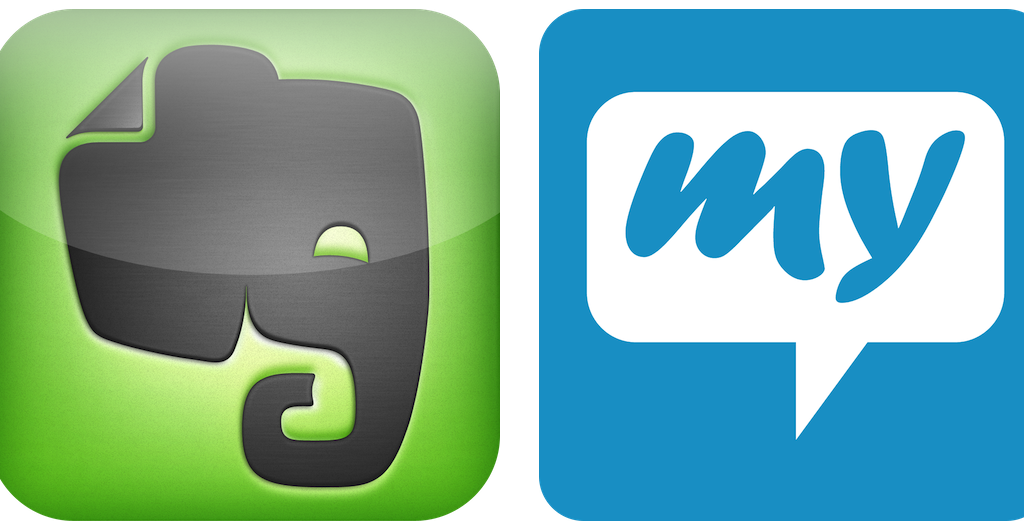 Evernote And Mysms Announce Partnership To Archive SMS Messages In Cloud
