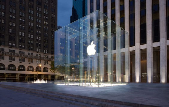 No Surprise Here: Apple Stores Bring In A Huge Amount Of Sales