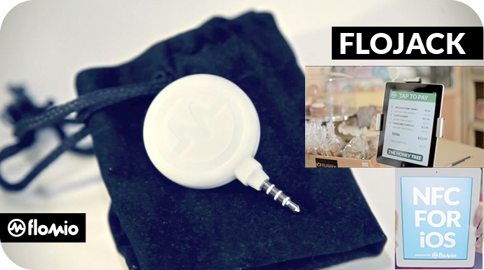 Help Bring NFC To iDevices By Backing The FloJack Kickstarter Project