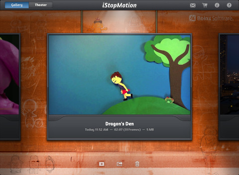 Stop, Look And Shoot: iStopMotion Updated With iPad mini Support And More