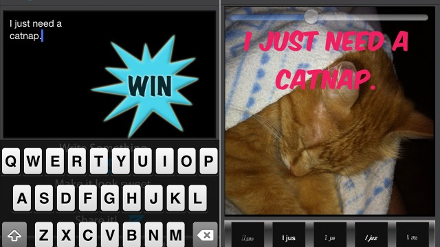 Winning A Copy Of Instawords Pro Will Help You Let People Know