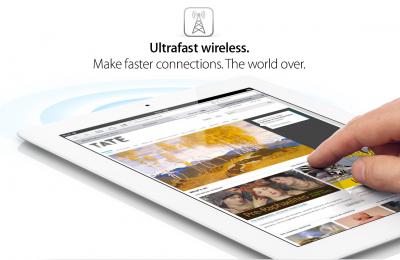 First Wi-Fi + Cellular iPad 4 Orders Should Arrive Friday, Nov. 16
