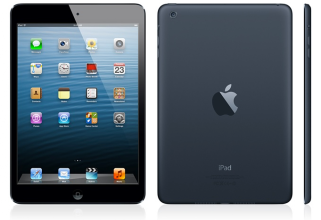 The iPad mini Retina Displays May Already Be In Production