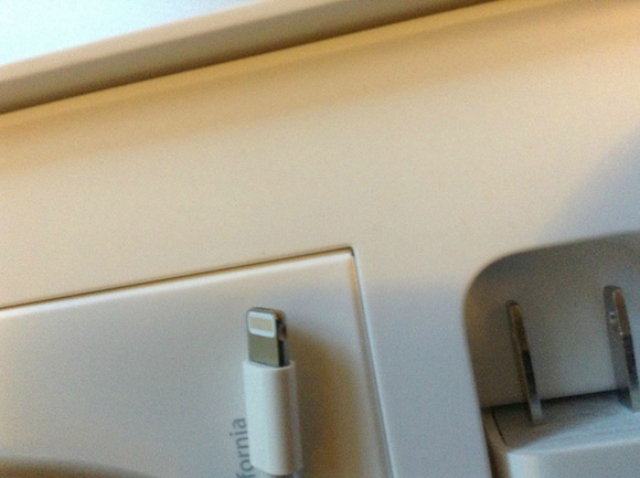 The iPad mini Will Ship With Smaller 5W Charger