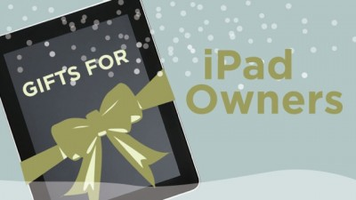 This Week In Accessories: Holiday Gift Ideas For iPad Owners