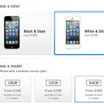 Shipping Times For iPhone 5 Improve At Apple's Online Store