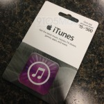 For First Time, Apple Is Offering Variable Denomination iTunes Gift Cards For The Holidays