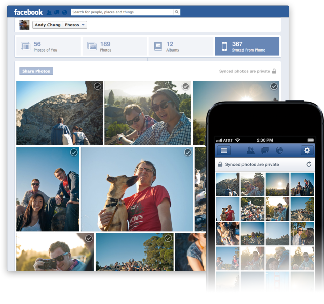 Facebook's Photo Sync Tool Could Soon Jump To iOS Devices Too