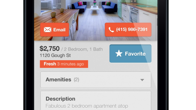 Isn't It Lovely? New App Helps You Find A New Place To Rent On Your iPhone