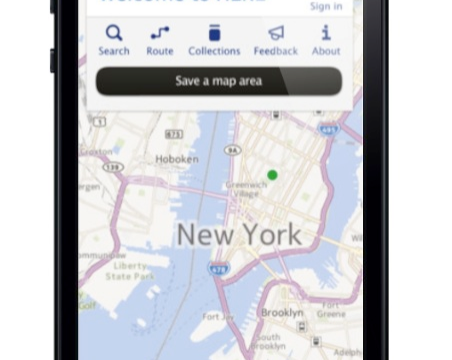 Nokia's Free Maps App For iOS Is HERE