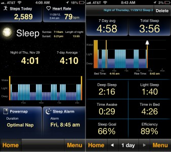 The Next Generation Of MotionX Sleep For The Latest Generation iPhone