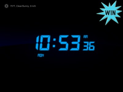 Win A Beautiful, Reliable And Versatile Alarm Clock App For Your iPhone Or iPad