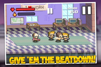 Wrongfully Canned? Fight Back In Beatdown!