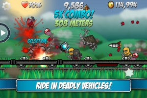 Storm the Train by Chillingo Ltd screenshot
