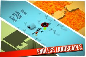 Endless Road by Chillingo Ltd screenshot