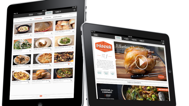 Panna Could Very Well Be The Only Cooking App You Need This Holiday Season