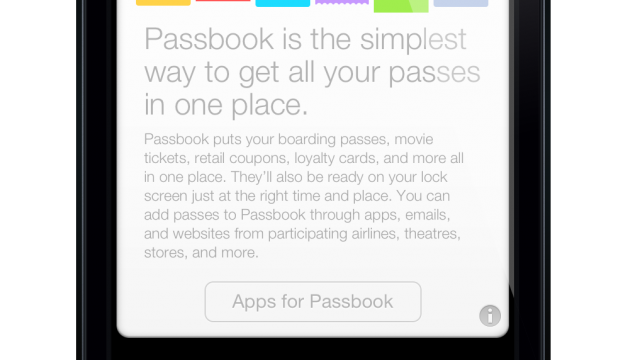 New iOS 6.1 Beta 2 Includes Fancy New Passbook Card With Instructions