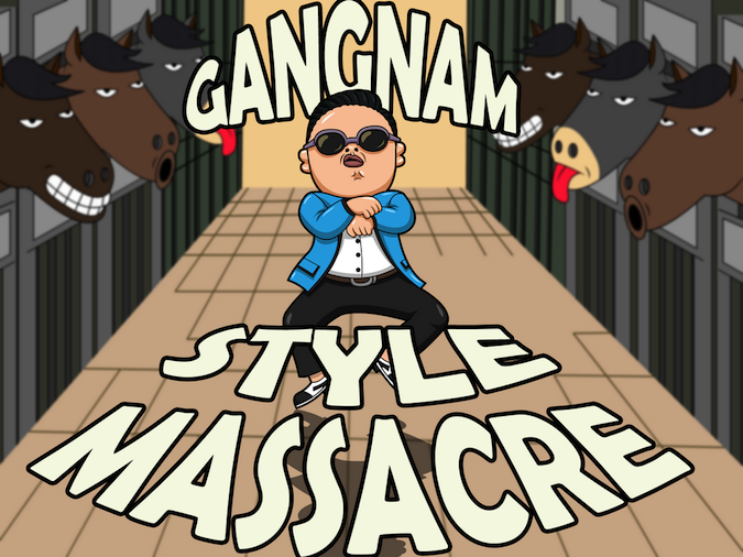 Quirky App Of The Day: Gangnam Style Massacre Offers Lessons In Archery