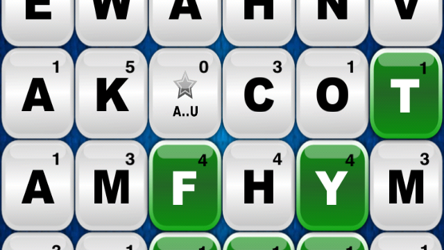 Play Letris & Friends And Become The World's Best Word Finder