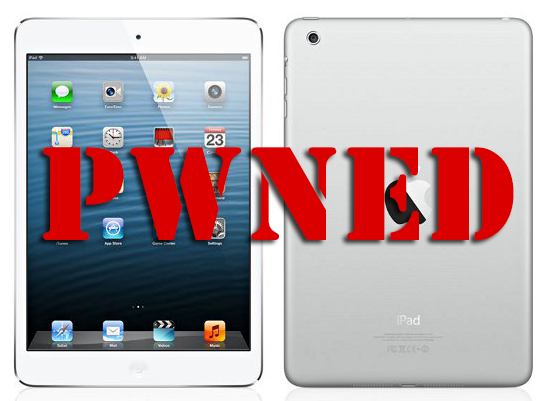 Have An iPad mini? There's A Jailbreak For That