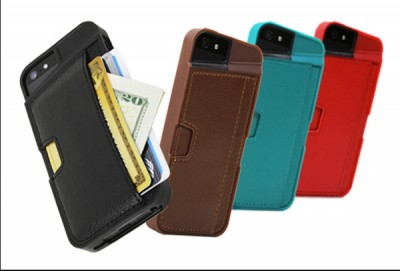 CM4's Q Card Case For The iPhone 5 Now Shipping