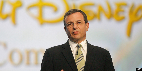 Disney Chief Trades Company Stock For Another Investment In Apple