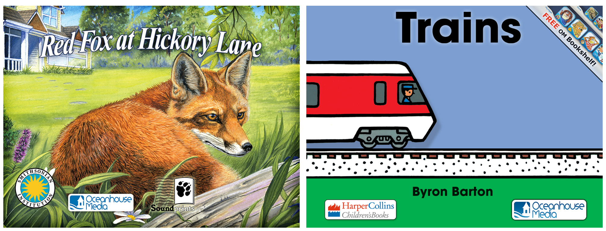 Red Fox At Hickory Lane And Trains Make Their Way To The App Store