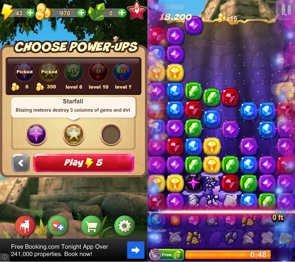 The Fast-Paced Action Of Ruby Blast Adventures Comes To The App Store
