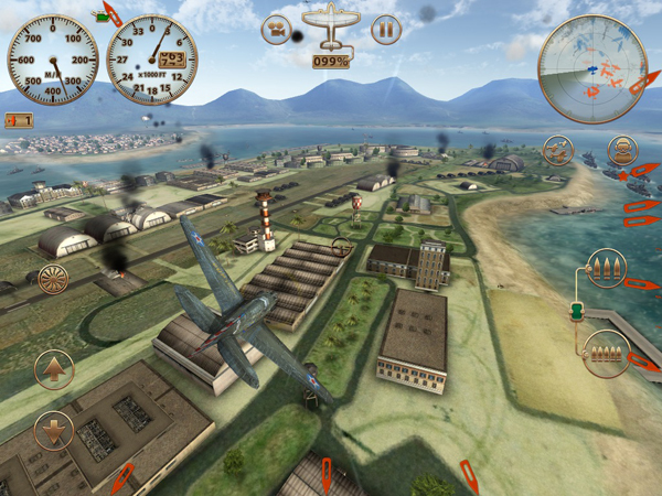 Sky Gamblers: Storm Raiders Brings Exciting World War II Combat To The App Store