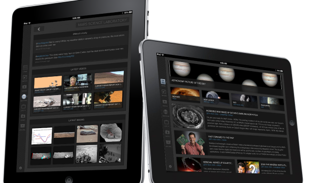 Spaced Receives An Out Of This World Update For All iOS Devices