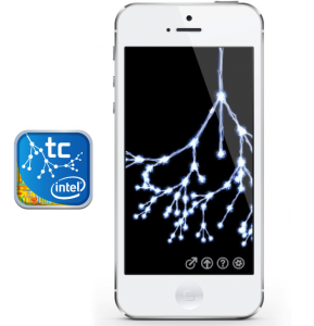 Say Hello To Intel's Tangled Curiosity, A New Game For iOS