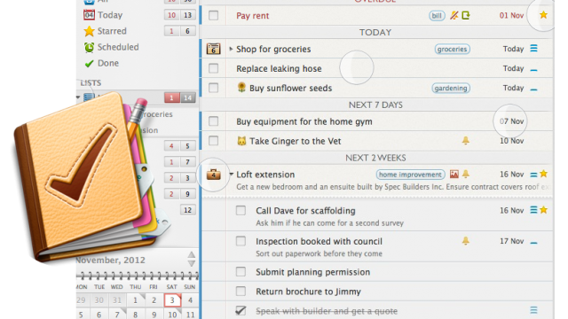 Popular 2Do Task Management App Arrives For Mac