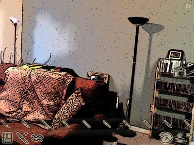 The Cartoon Fun Of ToonCamera Comes To The iPad