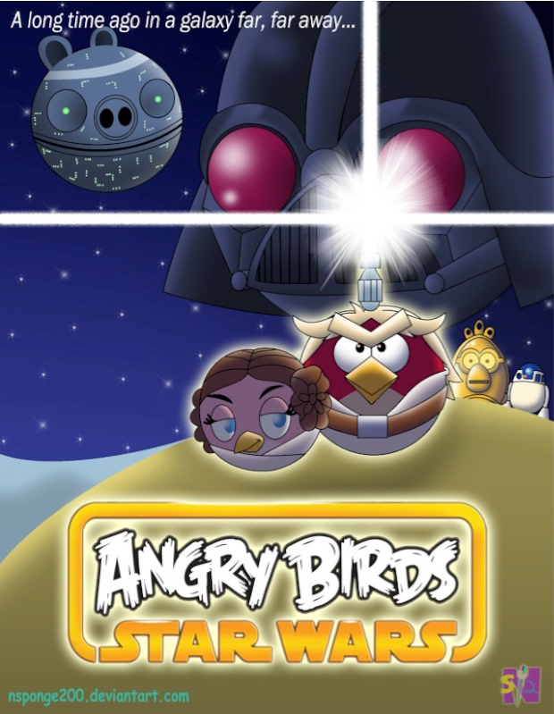 Angry Birds Star Wars Officially Launches In The App Store
