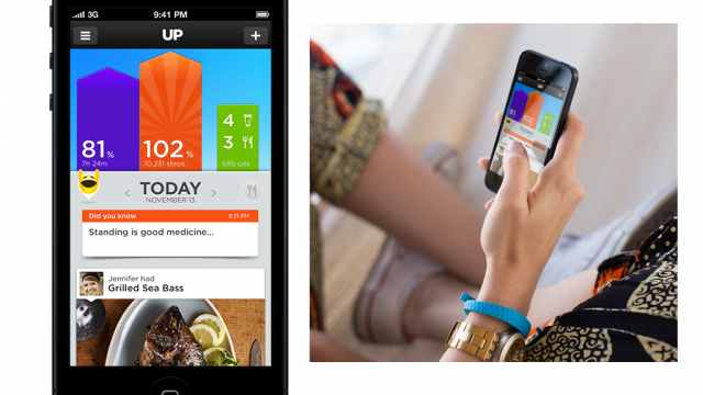 Jawbone Recommits To UP As Second Generation Wristband Launches