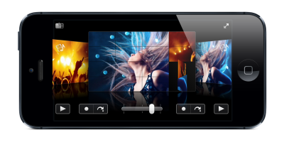 For Novices And Pros, Vjay Brings The Video Mash-Up To The iPhone