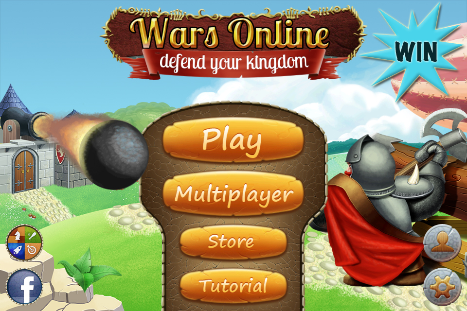 Defend Your Kingdom In Wars Online For A Chance To Win A $10 iTunes Gift Card