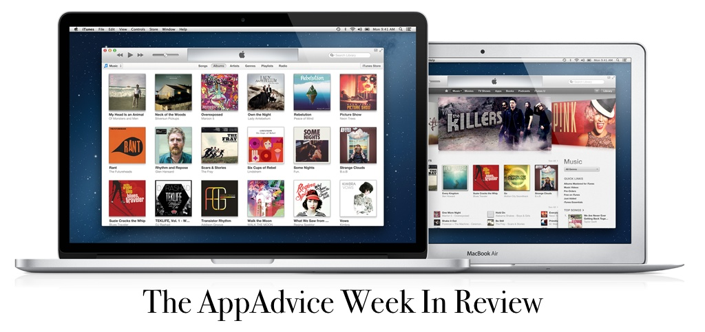 Our Week In Review Includes Talk Of iTunes 11, Amazon Bashing, Twinkies And More