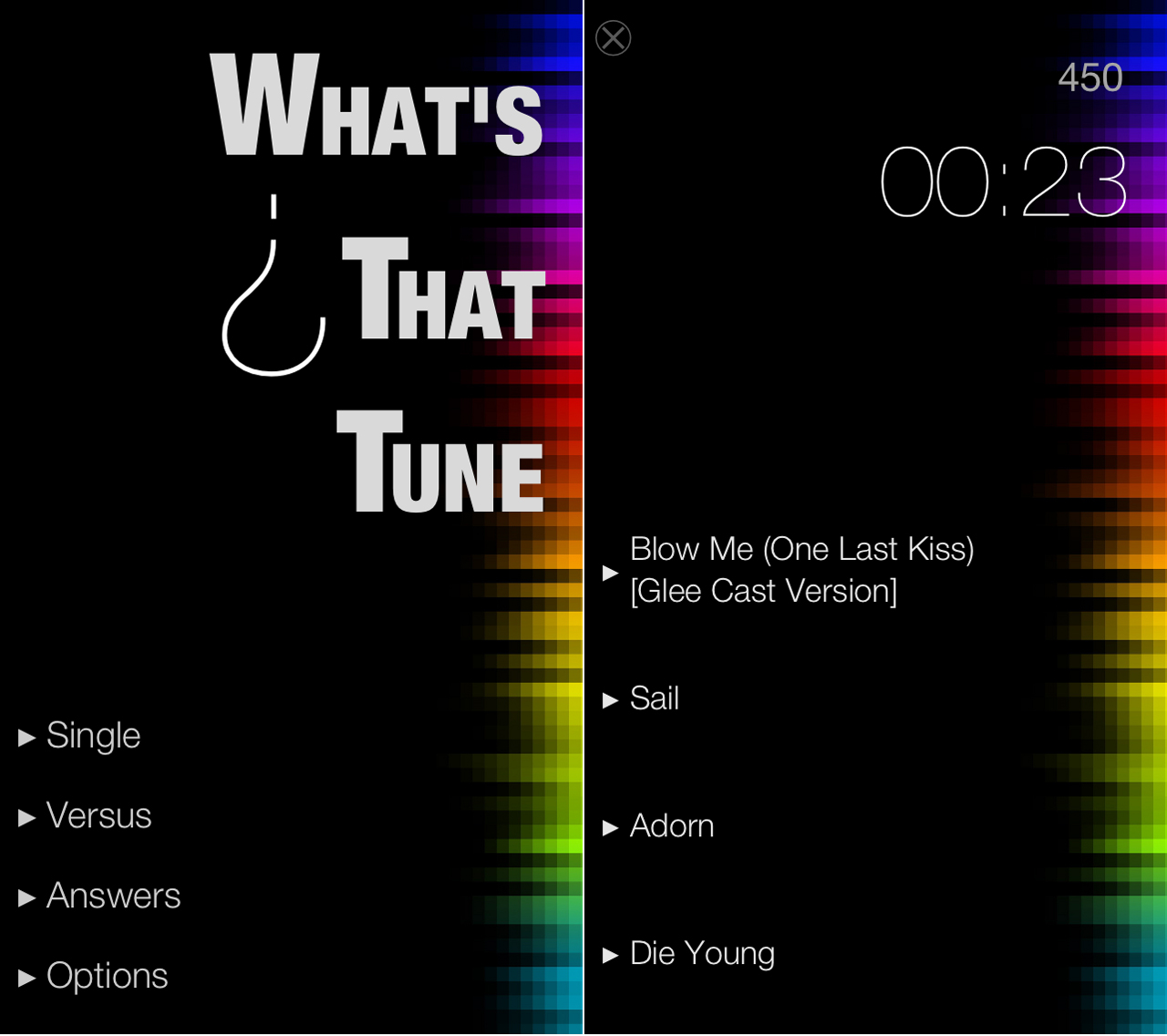 XVision Makes Several Pleasing Adjustments To 'What's That Tune?'
