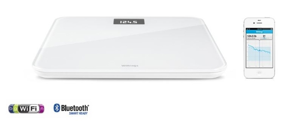 Step Right Up And Take A Look At The New WS-30 Scale From Withings